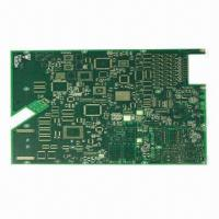 Wholesale Multilayer PCB with 0.3mm Minimum Hole Size and 12:1 Aspect Ratio from china suppliers
