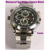 Wholesale Waterproof Wrist Watch Video Camera Recorder Spy Hidden Camera Private Detective Gadget from china suppliers