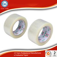 Wholesale Strong Adhesive BOPP Packaging Tape Single-Sided Sticky Pressure Sensitive from china suppliers
