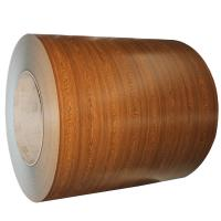 Buy cheap Wood Grain PPGI Coil Sheet / Prepainted Galvanized Steel Coil from wholesalers