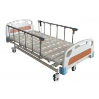 Wholesale Aluminum Alloy Folding Guardrail Hospital Electric Bed With 4 Motors (ALS-E504) from china suppliers