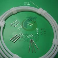 Wholesale 316LVM capillary for body implants cardiovascular stent UNS S316LVM from china suppliers