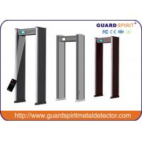 Wholesale High sensitivity airport metal detector gate / waterproof walk through metal detector for security from china suppliers