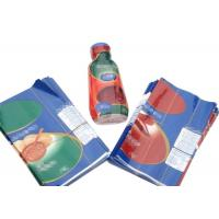 Wholesale Customized Printing Shrink Wrap Packaging Bottle Labels Transparent Film from china suppliers