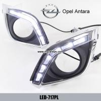 Wholesale Opel Antara DRL LED Daytime Running Light Car led lights units upgrade from china suppliers
