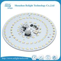 Wholesale Aluminum 16W D100mm Round LED AC Module for Downlight / Panel Lights 1760Lm, 110Lm/W from china suppliers