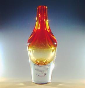 Wholesale Handblown Art glass flower vases , handblown glass flower vases ,DJ-7018 from china suppliers