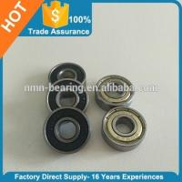 Wholesale Deep groove ball bearing carbon steel 607 608 626 Z ZZ RS 2RS from china suppliers