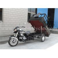 Wholesale Gasoline Disc Brake Cargo Motorcycle Tricycles Single Exhaust 160mm Ground Clearance from china suppliers