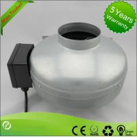 Wholesale Low Noise Inline Circular Duct Fan / Centrifugal Duct Fan High Pressure from china suppliers