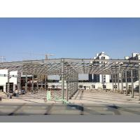 Wholesale Pre-engineering Double Span Industrial Steel Buildings Fabrication With Space Frames from china suppliers