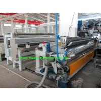 Wholesale Transparent CPP CPE Cast Film Plastic Sheet Extrusion Line 380V 3P 50Hz from china suppliers