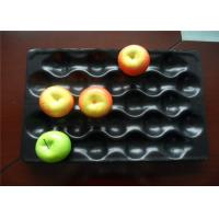 Wholesale Cells Inner Liner Fruit Packaging Trays Odorless With Rectangular Shaped from china suppliers