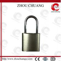 38mm Steel Shackle Diameter Auto-Populated  Safety Aluminum  Padlock