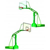 Quality Hydraulic Basketball goal stand Facilities Sports With Timer Reprovision for sale