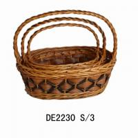 Wholesale Xmas gift basket. decor.basket. from china suppliers