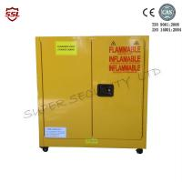 Wholesale Movable Steel Chemical Storage Cabinet Anti-Explosion For Storing Class 3 Liquids from china suppliers