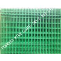 Quality PVC Spray Coating / PVC Dip Coating Welded Wire Mesh Customized ISO 9001 for sale