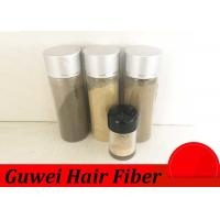 Wholesale Ash Brown Hazel Brown Hair Building Fiber For Hair Fuller And Thicker 3g-30g from china suppliers