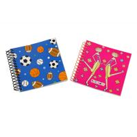 Wholesale OEM Water proof paper cover Mini Customized Spiral Bound Notebook from china suppliers