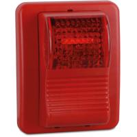 Wholesale High Intensity LED Cluster Conventional Sounder Strobe Compatible with All Conventional Fire Alarm Panels from china suppliers