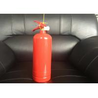 Wholesale Non Toxic Portable ABC Fire Extinguisher , 0.5kg Mini Fire Extinguisher For Car from china suppliers
