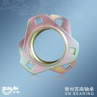 Wholesale 30mm Pressed Steel Food Machinery Bearings , Mounted Bearing Units PFT206 from china suppliers