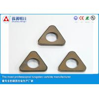 Wholesale P20 P30 Cemented Carbide Inserts shim , Cutting Tool Inserts from china suppliers