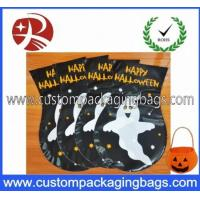 Wholesale Custom Made HDEP Plastic Treat Bags Colored For Halloween Candy Treat from china suppliers