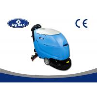 Wholesale Iron Handle Walk Behind Floor Scrubber Good Brush Pressure Easy Control from china suppliers