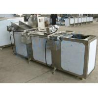 Wholesale Automatic Continuous Automatic Fryer Machine / Deep Fryer Equipment from china suppliers