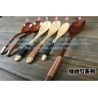 Wholesale Wooden spoon, coffee wooden spoon, wooden spoon, wooden spoon, wooden fork from china suppliers
