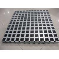 Wholesale Modern Design Durable Open Cell Aluminum Grid Panels For Supermarket / Marketplace from china suppliers