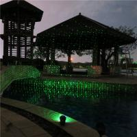 Wholesale 2014 HOT SALE Red and Blue waterproof IP65 outdoor garden laser light/landscape laser from china suppliers
