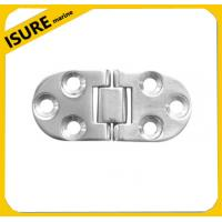 Wholesale Stainless Steel Boat / Marine Flush Mount Cast Hinge from china suppliers
