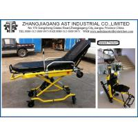 Wholesale Ambulance Gurney Stretcher , Emergency Gurney Patients Transport Loading from china suppliers