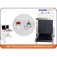 Wholesale 38AWG Wire Resolution Large Tunnel X Ray Baggage Scanner / Inspection Machine For Security from china suppliers
