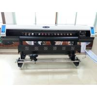 Buy cheap 1.6m eco solvent printer with single DX7 head for various indoor and outdoor material from wholesalers