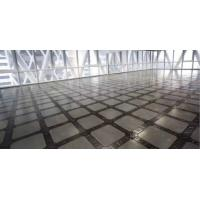 Buy cheap Accurately Sized Indoor False Flooring , Raised Access Flooring SGS Standard from wholesalers