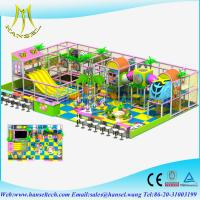 Wholesale Hansel fast food restaurants indoor playground baby indoor soft play equipment from china suppliers