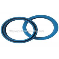 Wholesale Main Hydraulic Rod Seals 90 - 95 Shore A 30Mpa Max Pressure PU Material from china suppliers
