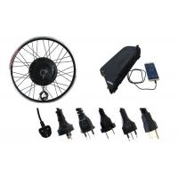 Quality 36V 350W Gearless Electric Wheel Motor Kit With Down Tube Type Battery for sale