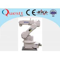 Wholesale High Performance Robotic Automation System EPSON 6 Axis For Cutting / Transporting from china suppliers