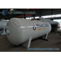 Wholesale LPG Tank Trailer 65M3 27T LPG Gas Storage Bullet Tank underground tank from china suppliers