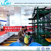 Mold Storage Warehouse Storage Shelving Systems Q235 Steel CE Certificated