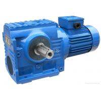 Wholesale High Torque Industrial Helical Worm Gear Motor SF57 / Shaft Mounted Gear Reducer from china suppliers