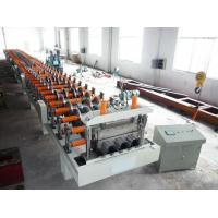 Wholesale PLC Control Floor Deck Roll Forming Machine Standard 28 Forming Stations from china suppliers