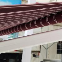 Quality Popular Window awnings outdoor balcony porch awning Sun Shade Aluminium Frame Canopy carport Retractable Awning A04 for sale