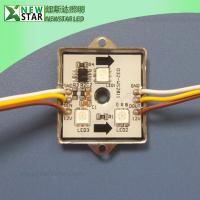 Wholesale 3 smd ws2811 rgb full color led module with IC from china suppliers