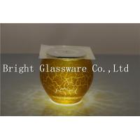 Wholesale Gold blown candle holder, decorative candle holder wholesale from china suppliers